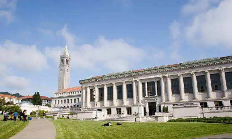 社区大学到加州顶级学校伯克利