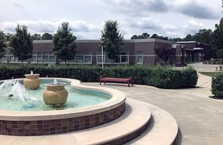 坎伯兰县学院