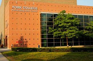 纽约城市大学约克学院
