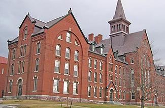 佛蒙特大学