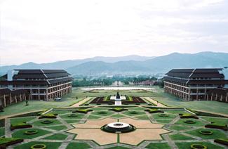 泰国皇太后大学