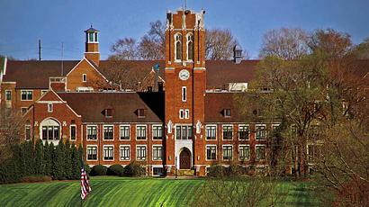 格罗夫城学院