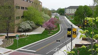 密歇根大学弗林特分校