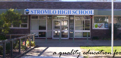 Stromlo High school