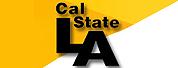 加州州立大学洛杉矶分校