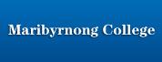 Maribyrnong College
